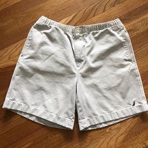 Men's Nautica Twill Shorts Size Medium